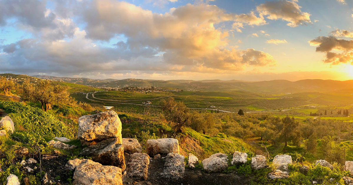 Countryside - West Bank